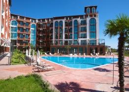 Отличная многокомнатная квартира в Несебре возле пляжа с видом на море. Фото 21