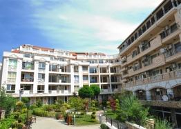 Двухкомнатная квартира в Несебре в элитном комплексе Мелия. Фото 1