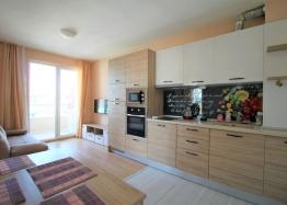 Двухкомнатная квартира в комплексе Мессембрия Резорт, Солнечный Берег. Фото 3