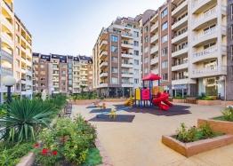 Трёхкомнатная квартира в городе Бургас. Фото 1