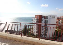 Квартира с великолепной панорамой на первой линии моря. Фото 12