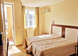 Двухкомнатная квартира с видом на море в комплексе Парадайз Дриймс. Фото 4