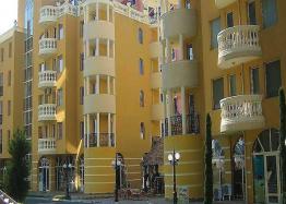 Двухкомнатная квартира в элитном комплексе на Солнечном берегу в Болгарии. Фото 16