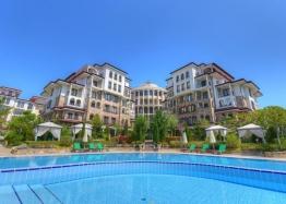 Двухкомнатная квартира в Несебре в красивом комплексе . Фото 1