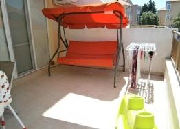 Трёхкомнатная квартира в Поморие с большой террасой. Фото 5