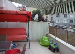 Трёхкомнатная квартира в Поморие с большой террасой. Фото 14