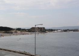 Панорамная квартира на первой линии моря в Несебре. Фото 5