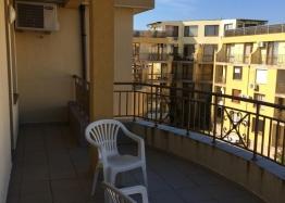 Трехкомнатная квартира с панорамной террасой в Святом Власе. Фото 26