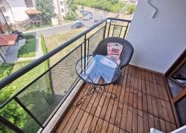 Стильный двухкомнатный апартамент в Святом Власе. Фото 13