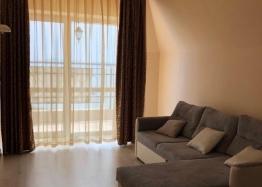 Апартамент с панорамной террасой на первой линии в Поморие. Фото 3