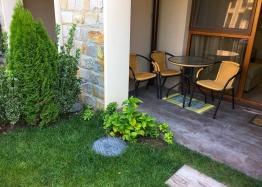 Современная студия с английском двориком . Фото 5