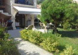 Отличная двухкомнатная квартира с английским двориком в комплексе Вилла Романа. Фото 17