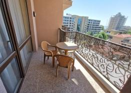 Апартамент с одной спальней с видом на море в люкс-комплексе на первой линии. Фото 6