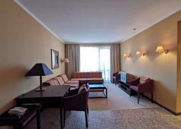 Апартамент с одной спальней с видом на море в люкс-комплексе на первой линии. Фото 14