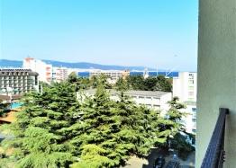 Просторная квартира с видом на море на второй линии. Фото 9